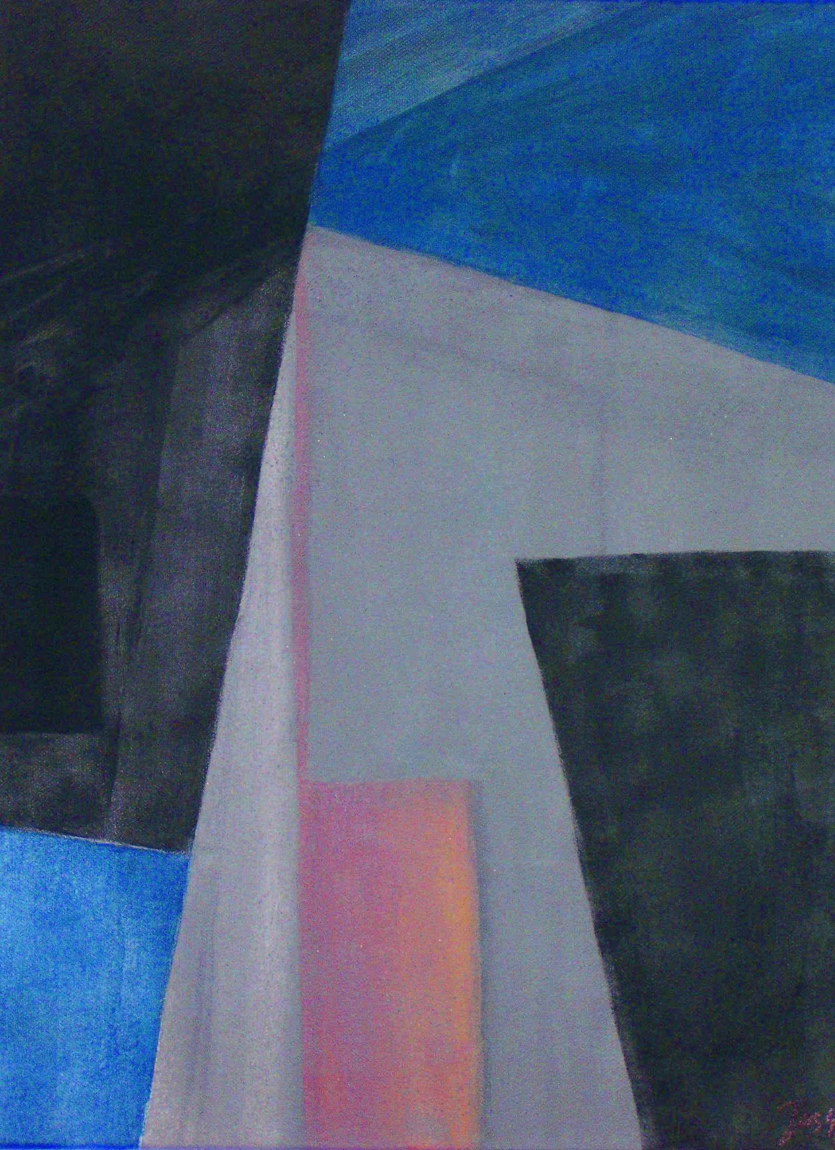 Ju Sobing: Blau ist die Farbe der Erinnerung